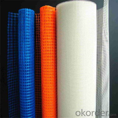 Fibreglass Mesh Reinforcement of Edifice