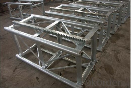 Building Hoist SC160/160 Twin Cage 0~60m/min