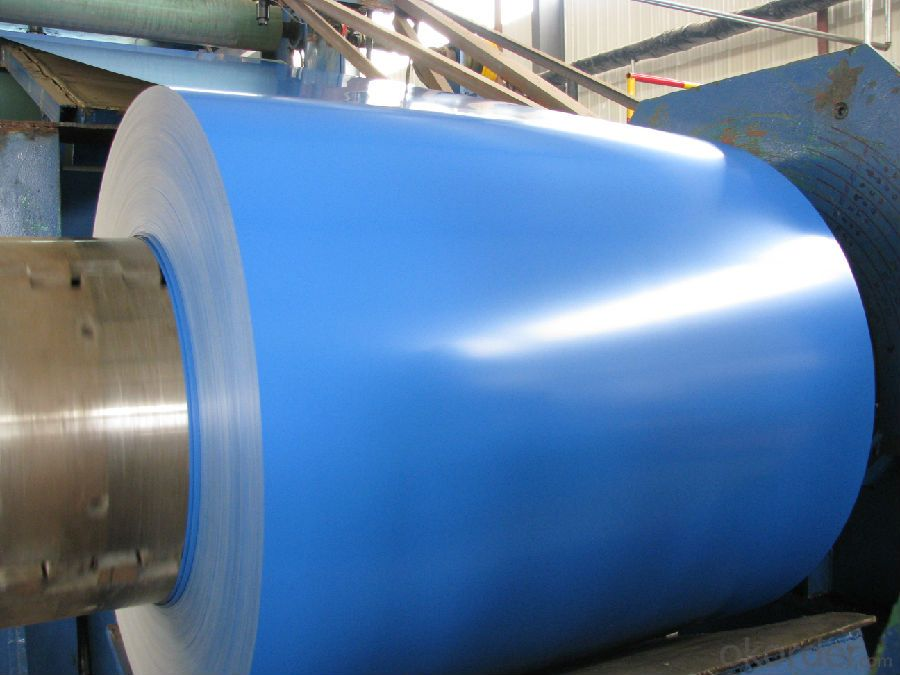 Cold-rolled Galvanized Plate/Color Coated Galvanzied Steel Sheet/Coil/PPGI