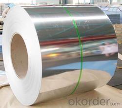 hot-dip galvanized/ auzinc steel in good Quality