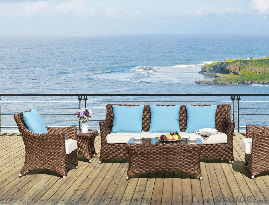 Simple Garden Sofa for Home Garden CMAX-YT009