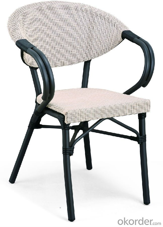 Outdoor Rattan Dinging Chair for Restaurant Wicker CMAX-SC006
