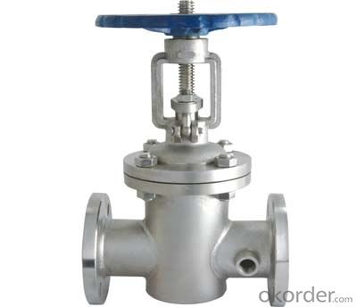 Gate Valve Cast Irron /Ductile Iron Metal Seated NRS