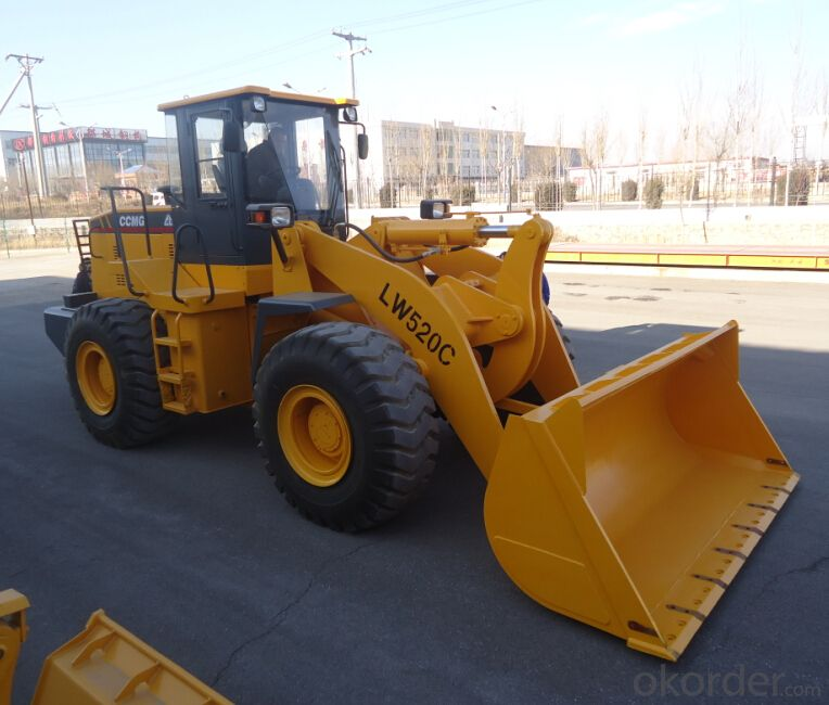 5t Wheel Loader938, 5Ton Front End Loader, 5ton Front Loader
