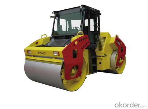 Road Roller from China  LDD210H with CE ISO Certificate