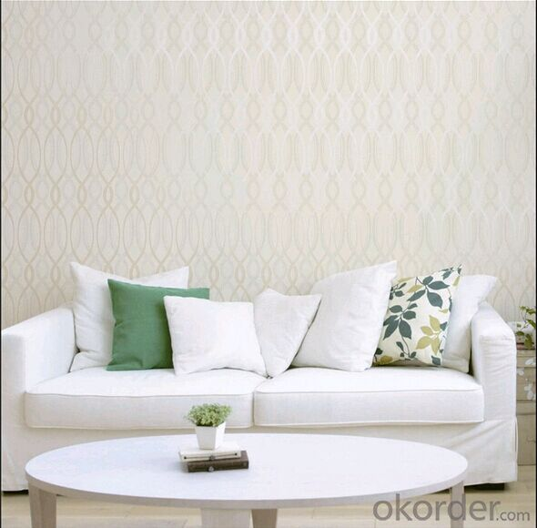 PVC Wallpaper Multicolour Decorative Background Mosaic Walls Roll  For Bathroom