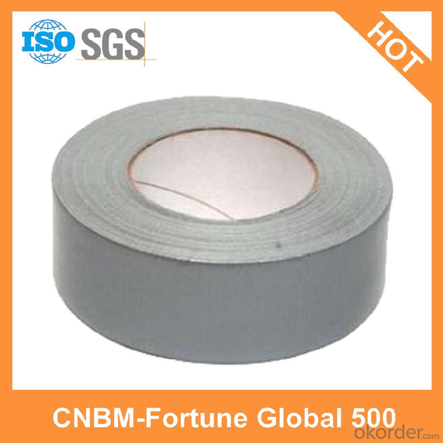 Adhesive Cloth Tape Grey Cloth Tape Custom Made wholesale