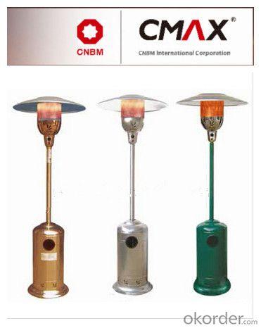 High Efficiency Floor Standing Outdoor Gas Patio Heaters Buy at korder