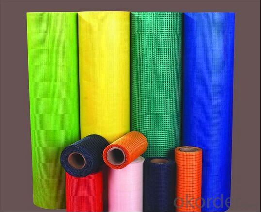 Fiberglass Mesh Building Material Wall Use