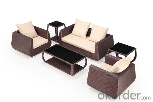 Sofa Set for Home Garden Coffee Bar CMAX-SS002LJY