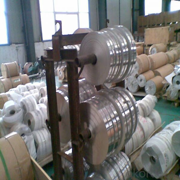 Aluminum Foil 8011- H18 Rolls for Pharmaceutical Wrapping  of CNBM in China