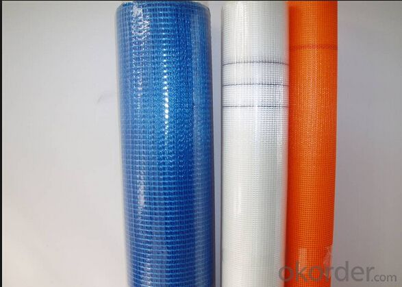 Different Size Colorful High Quality Fiberglass Mesh