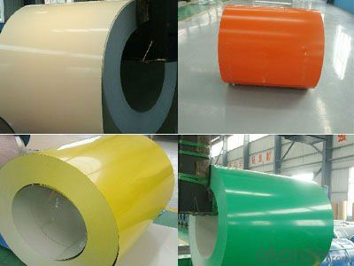 PPGI COILS/Color Coated Steel Coils/Cold Steel Coils