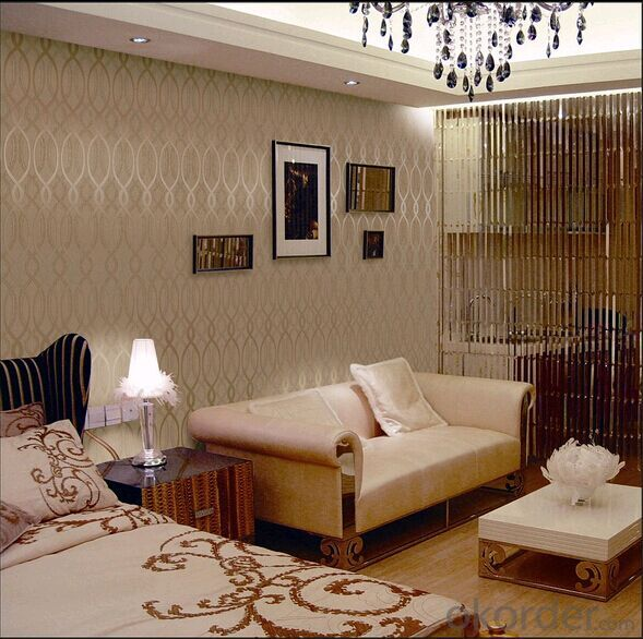PVC Wallpaper Liquid Living Room Decoration Wallpaper