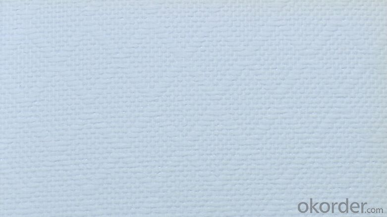 Fiberglass Wallcovering Cloth Waterproofing No:81524