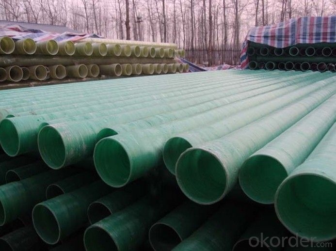 FRP Pipe Glass Fiber Reinforced Plastic and Fitting