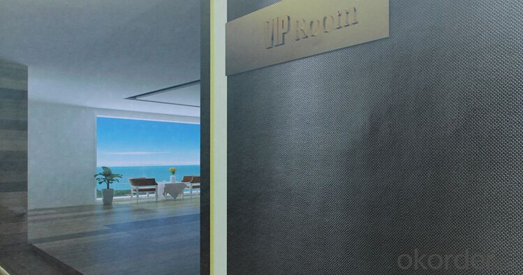 Fiberglass Wallcovering Cloth Environment Friendly No:81201