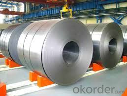 Hot DIP Galvanized Steel Coils Regular 1000mm 1219mm 1250mm