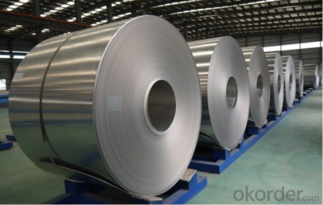Zincalum Rolled Steel Coil for Construction