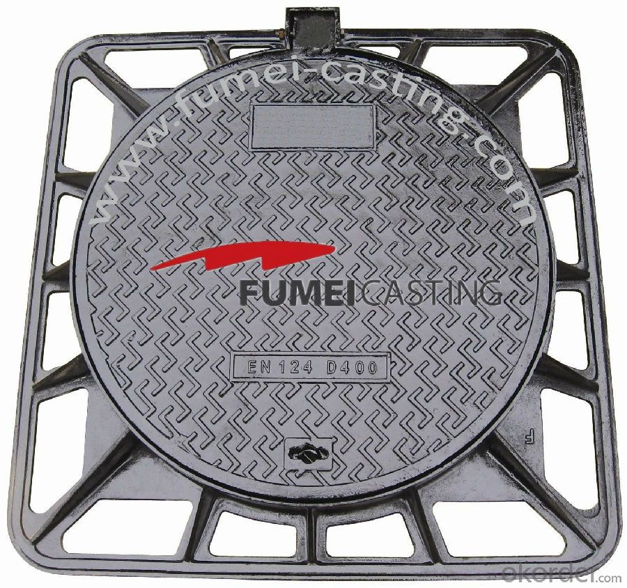 Manhole Cover   with Good Quality Made in China on Sale