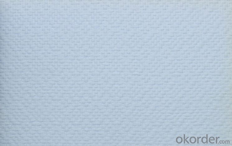Fiberglass Wallcovering Cloth Packaged in Roll Shape-82023