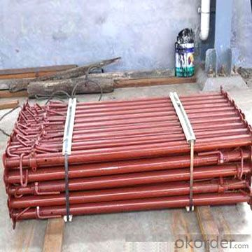 scaffold steel props for constrcution adjustalbe props
