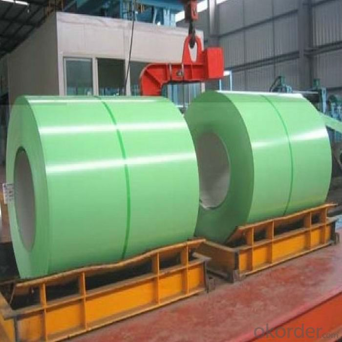 Film-coated PPGI/Anti-corrosive Corrugated Roofing Sheet/Color Coated Steel Coil