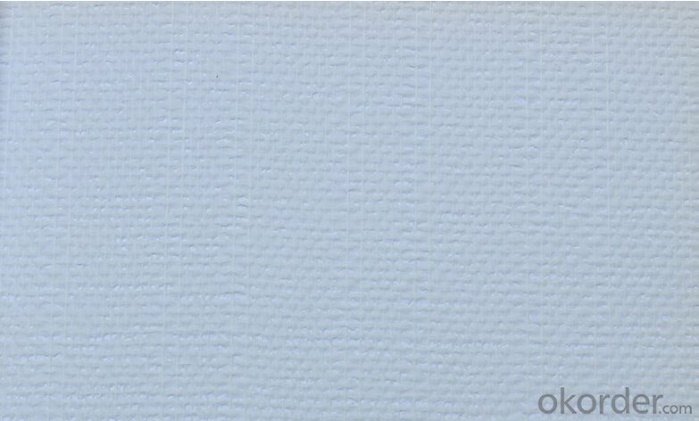Fiberglass Wallcovering Cloth of High Quality  #81605