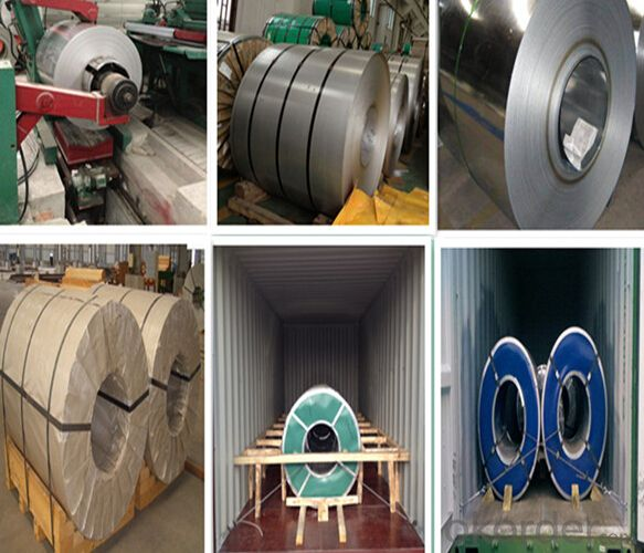 Galvanized Steel Coil (SGCC, DX51D, ASTM A653)