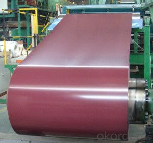 High Weather Resistant Color Coated Sheet/PPGI