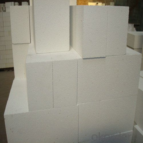 Corundum Brick for Linings of High-temp Industrial Kilns and Furnaces