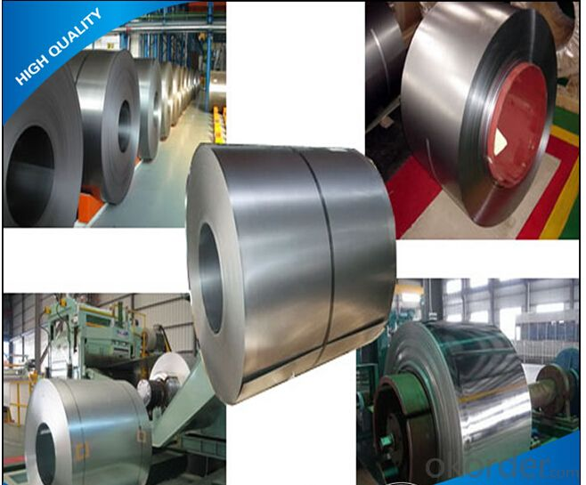 Hot Sale CRC Cold Rolled Steel Coil for Construction