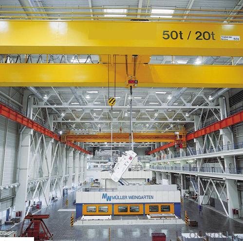 China Professional High Quality Lh Model Electric Hoist Overhead Crane