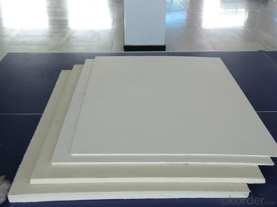 Heat Insulation 1260STD Ceramic Fiber Board