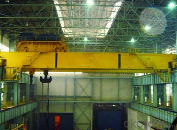 China 5-10t Double Beam Bridge Crane/Frequency Control