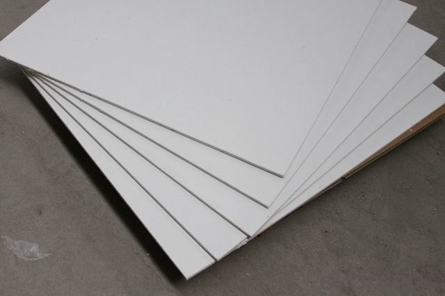 High Denstiy Insulation Heat Refractory Ceramic Fiber Board