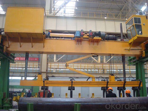 20 Ton Double Girder Overhead Crane for sale