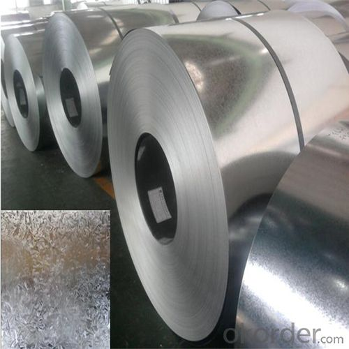 Hot-Dip Galvanized Steel Coil Used for Industry with Good Quality