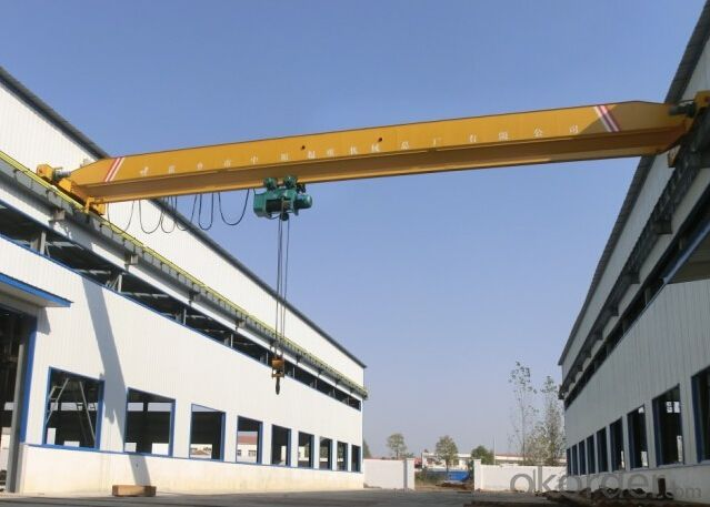 Ld Model Single Girder Bridge Crane for sale