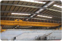 Double girder overhead crane with CE, SGS certificate