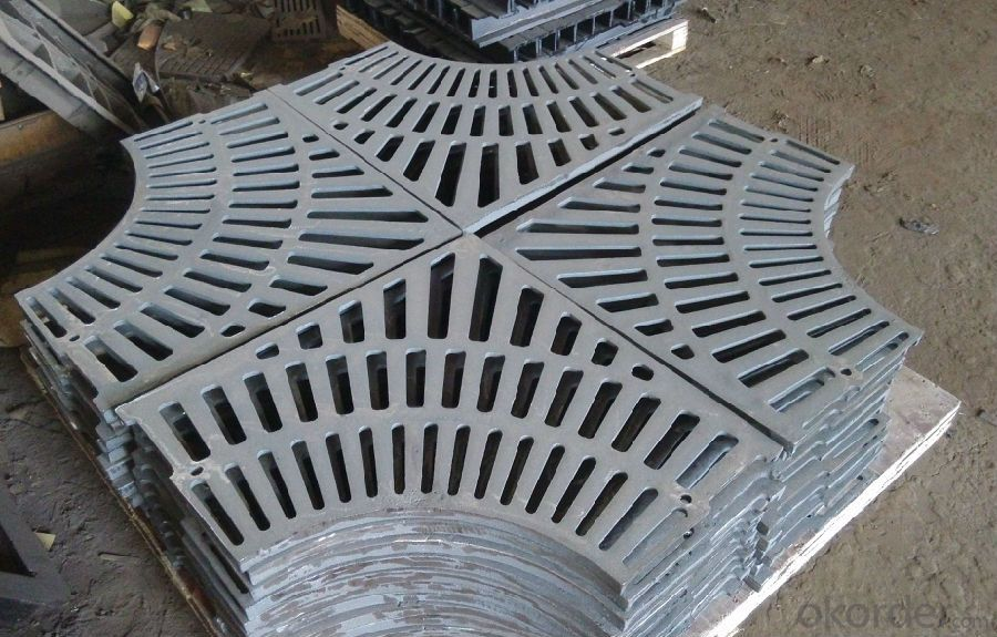 Manhole Cover EV124/480 Made in China on Hot Sale