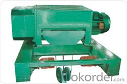Elecrtric driven double rail wire rope electric hoist
