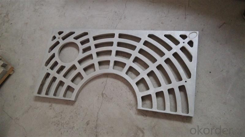 Manhole Cover EV124/380 Made in China on Hot Sale with Good Quality