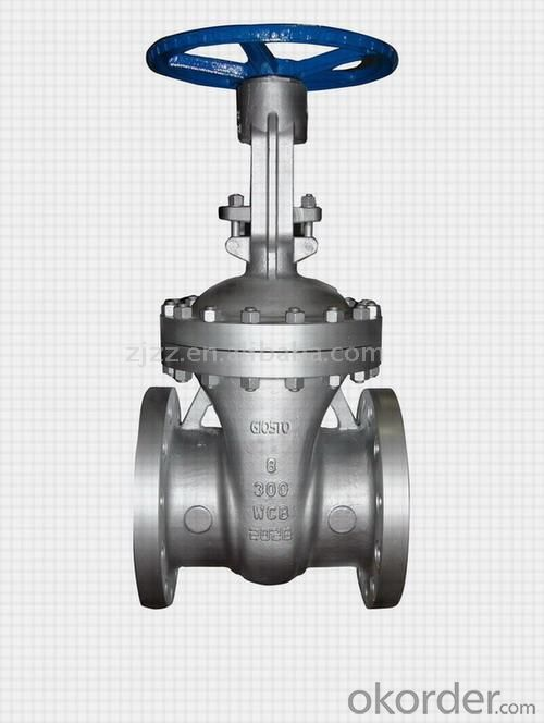Gate Valve Non-rising Stem with Good Quality from China
