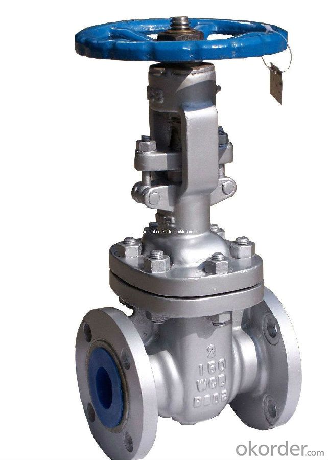 Gate Valve with Competitive Price with Manufacturer