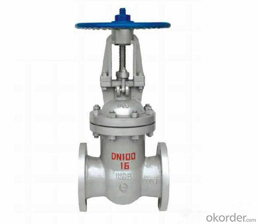 Valve with Competitive Price from Valve Manufacturer in the World