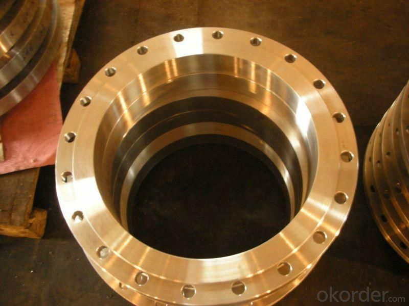 Steel Flange Backing Ring Flange/din 2633 Wn Stainless Made in China with Good Quality