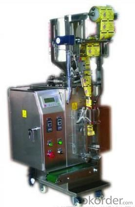 Granular Packaging Machinery for Small Size
