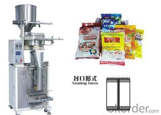 Granular Packaging Machinery for Middle size