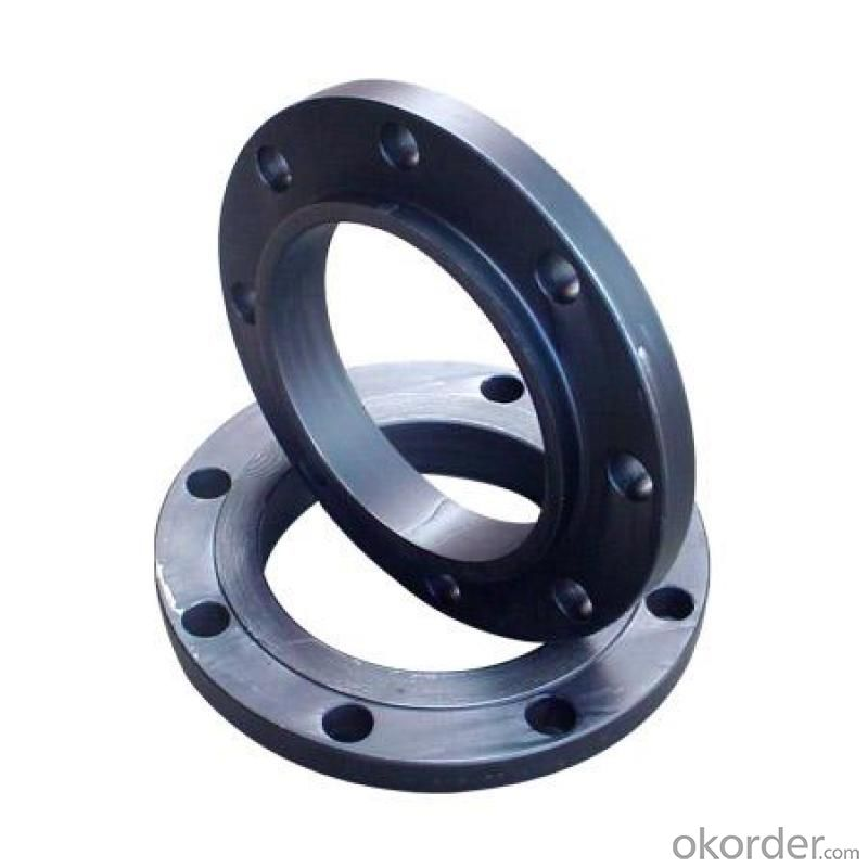 Steel Flange Stainle Steel Backing Ring Flange/din 263 Wn Stainless with Good Quality